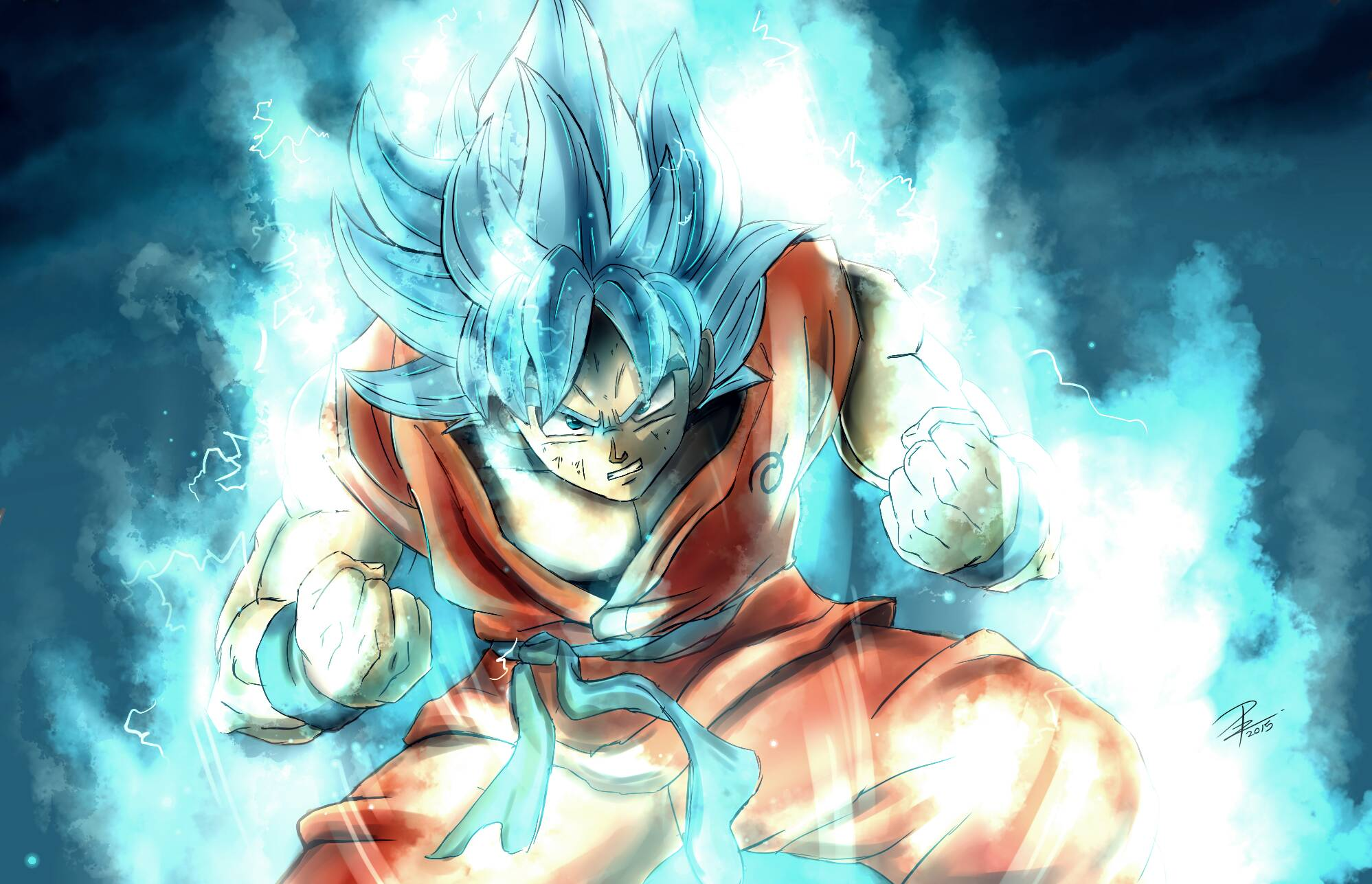 Dragon Ball Super Wallpaper Hd Download Free