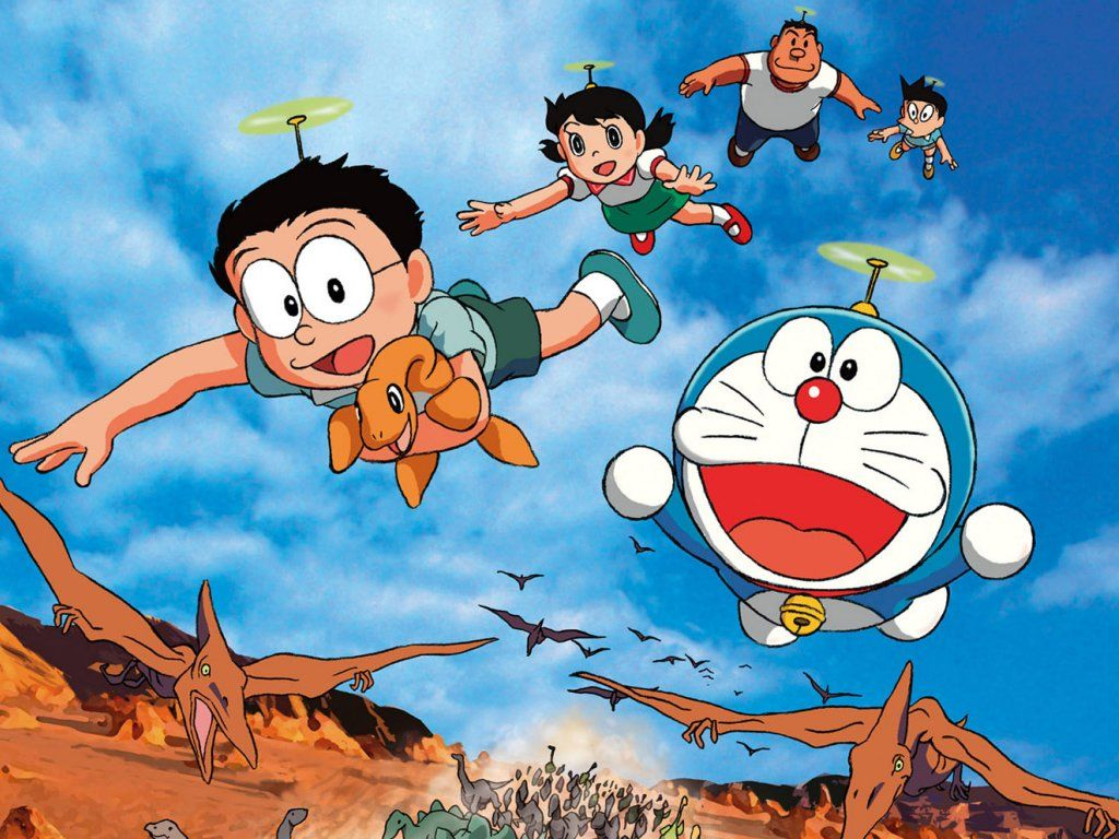 Free Doraemon Wallpapers Download