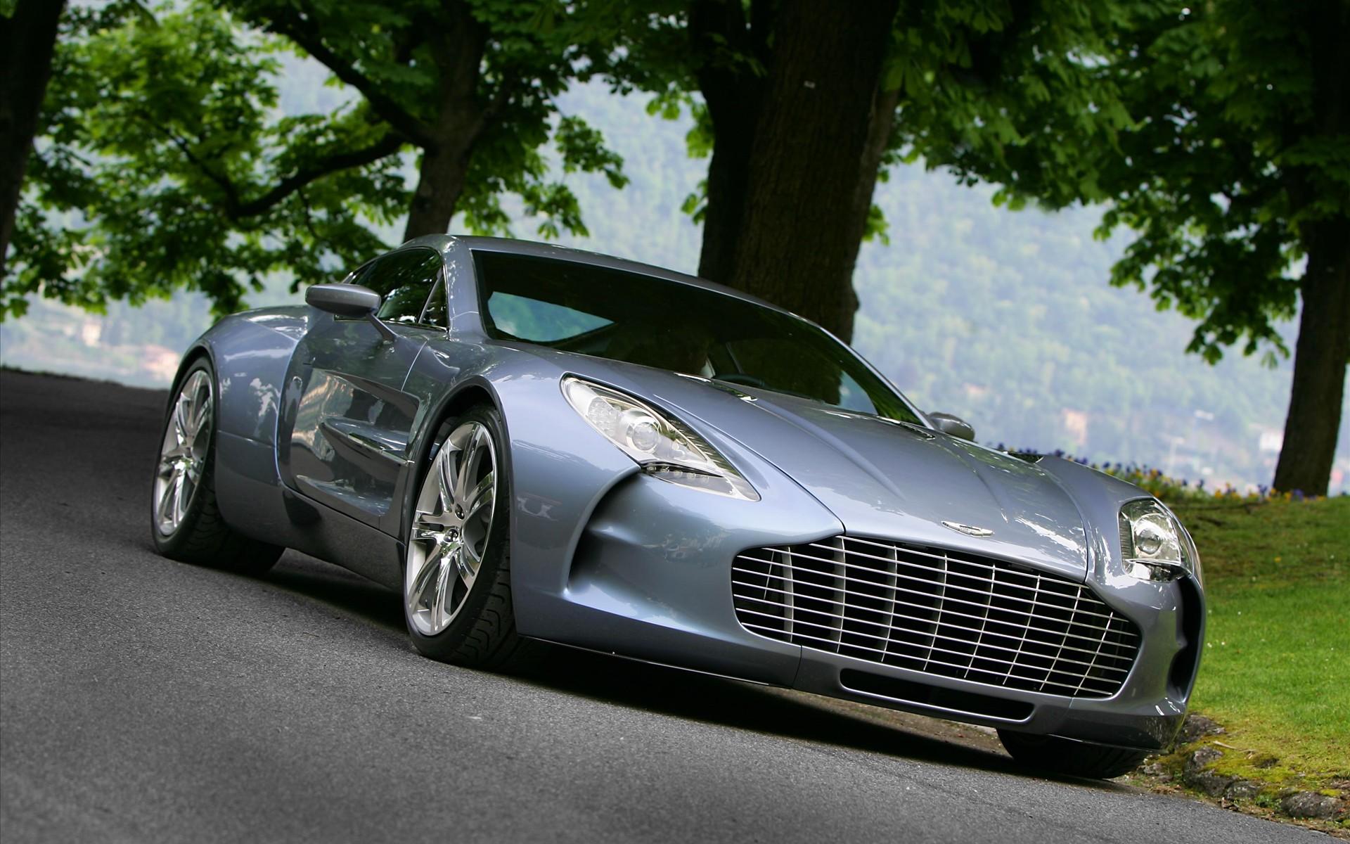 Aston Martin One Background HD