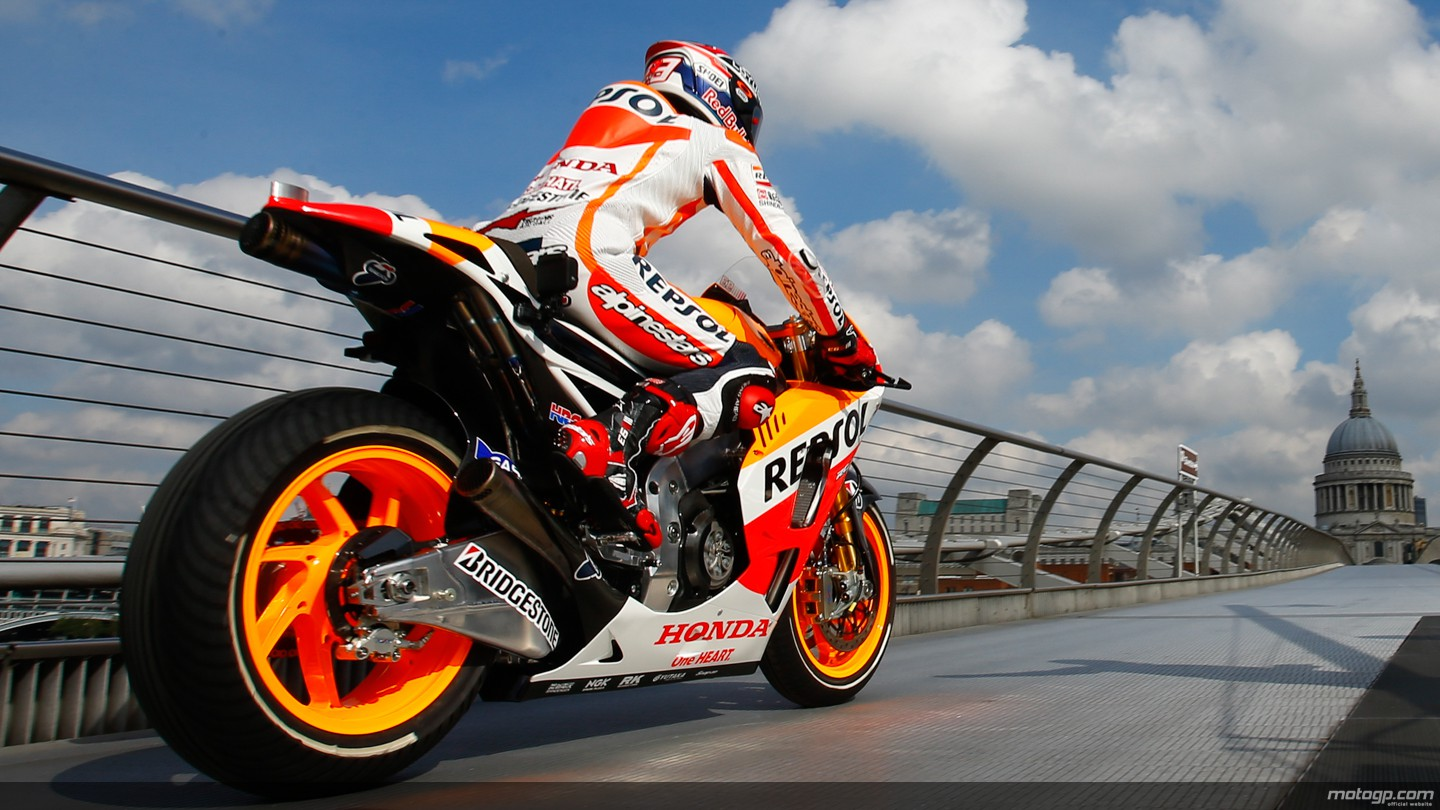 Marc Marquez 93 MotoGP Wallpaper HD