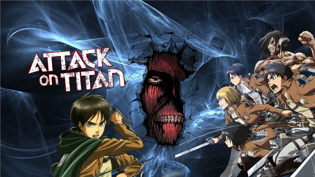 Attack On Titan Wallpapers Season 2 Hd