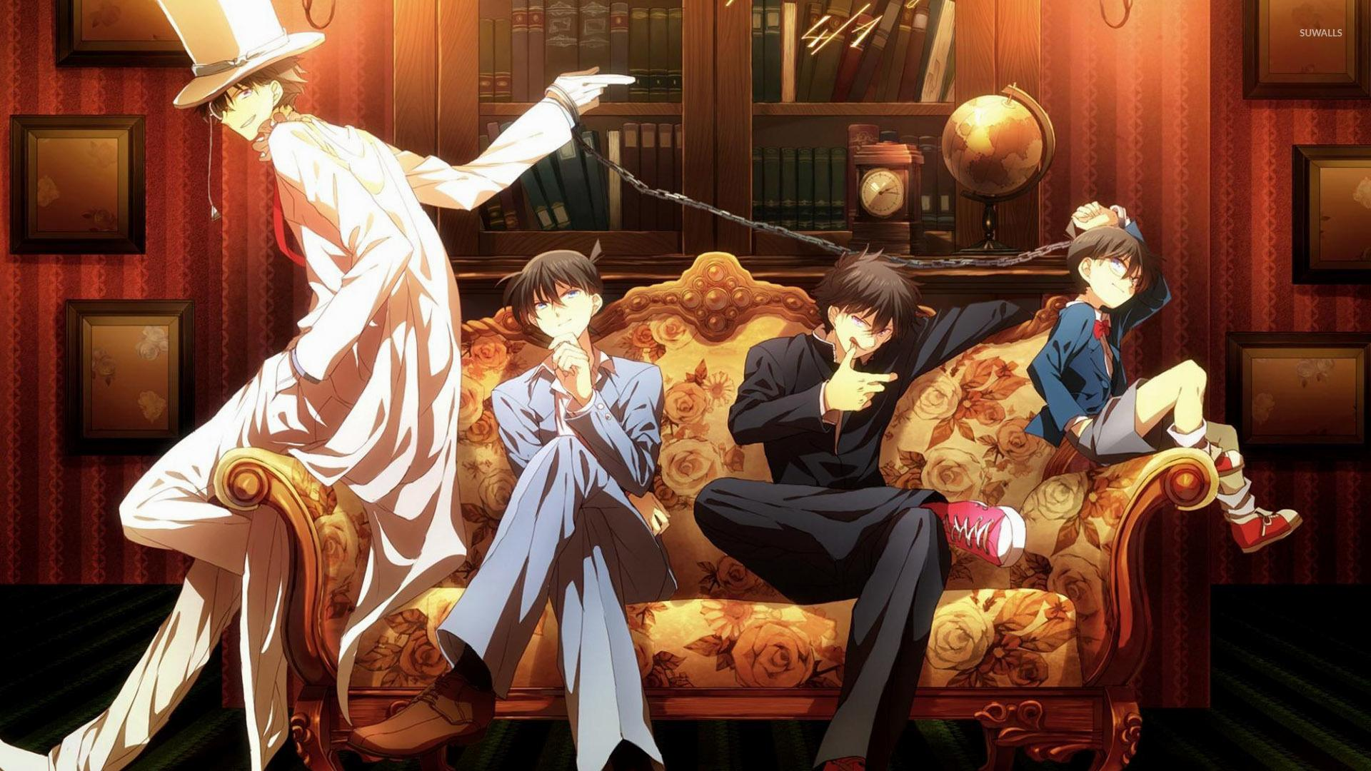Group Of Detective Conan Wallpapers 1080p