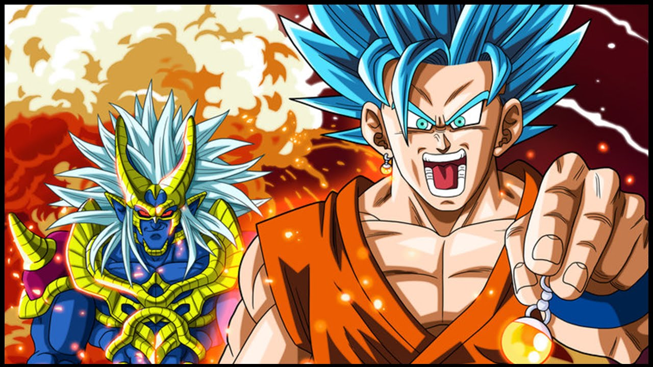 Top 10 Dragon Ball Super Backgrounds 2017