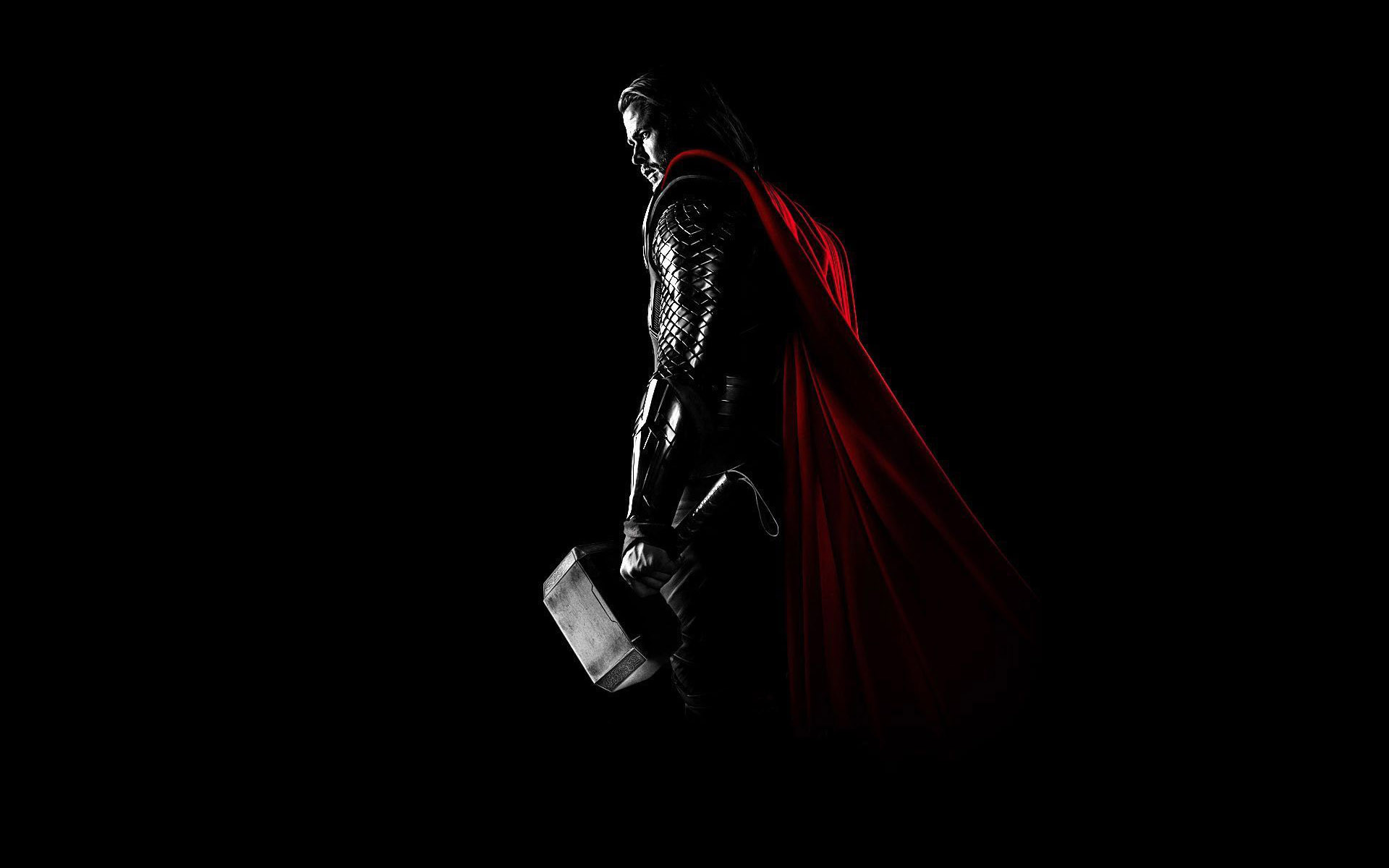 Movie Hd Wallpapers: Thor Wallpapers And Backgrounds Full HD