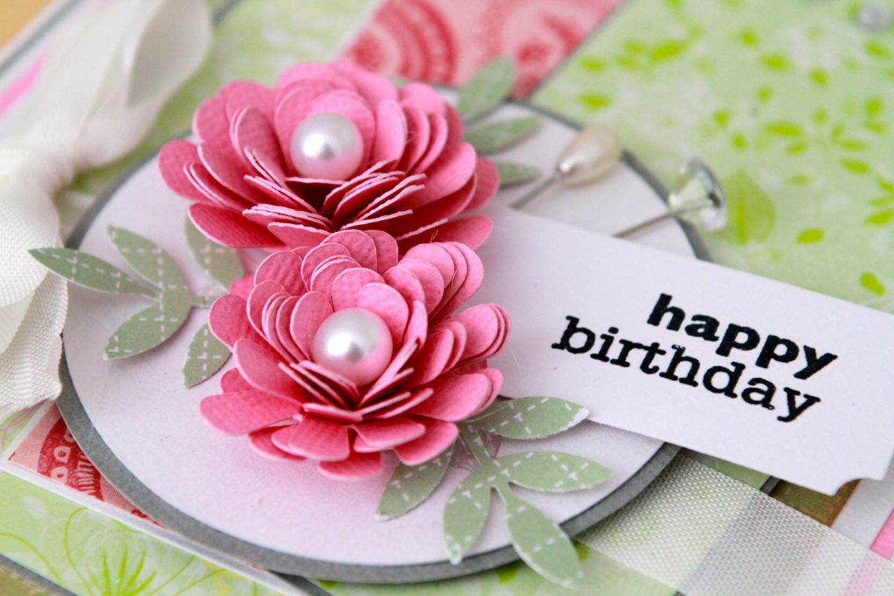 Beautiful Flower Pictures For Birthday