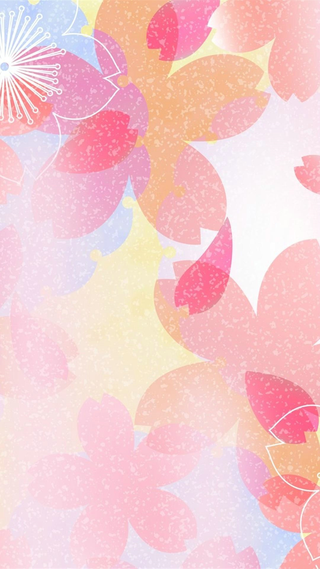 Iphone 5 Backgrounds Pink Cool Pink iPhon...