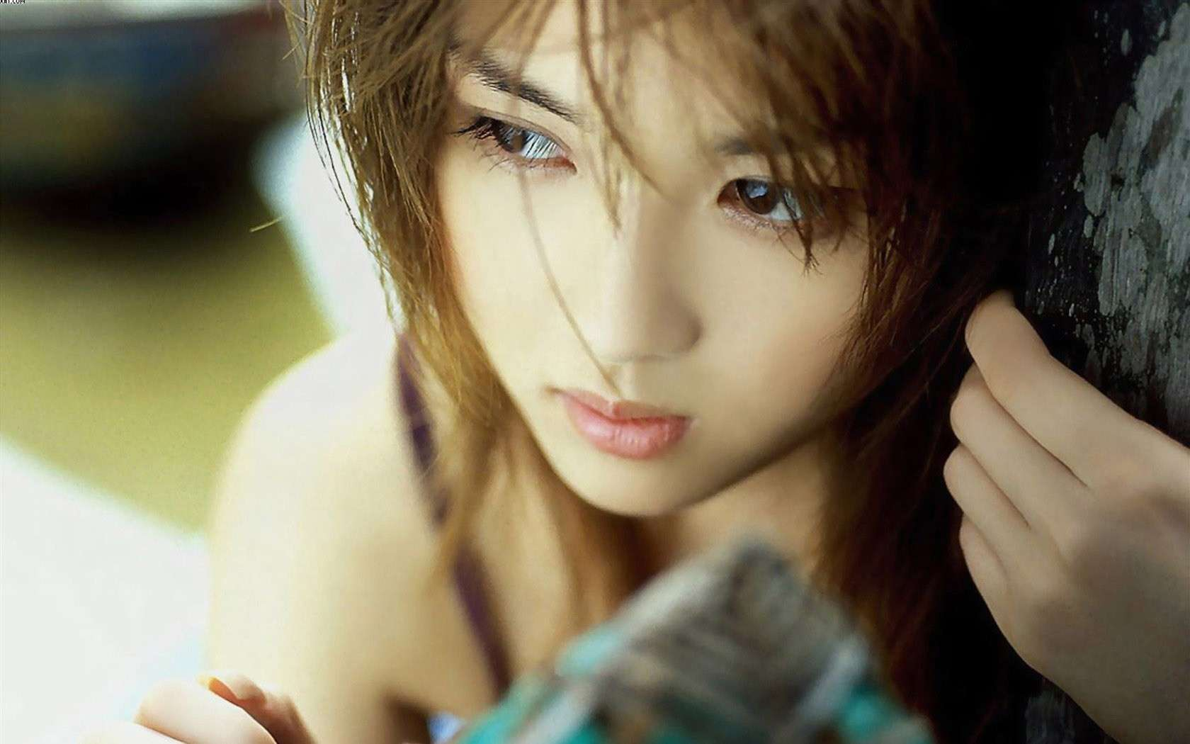 Beautiful korean girl
