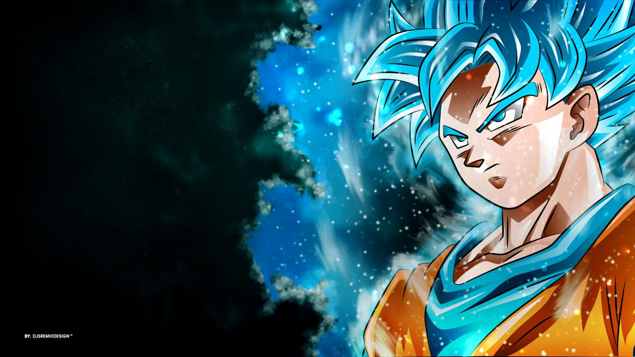 goku super saiyan blue wallpaper hd