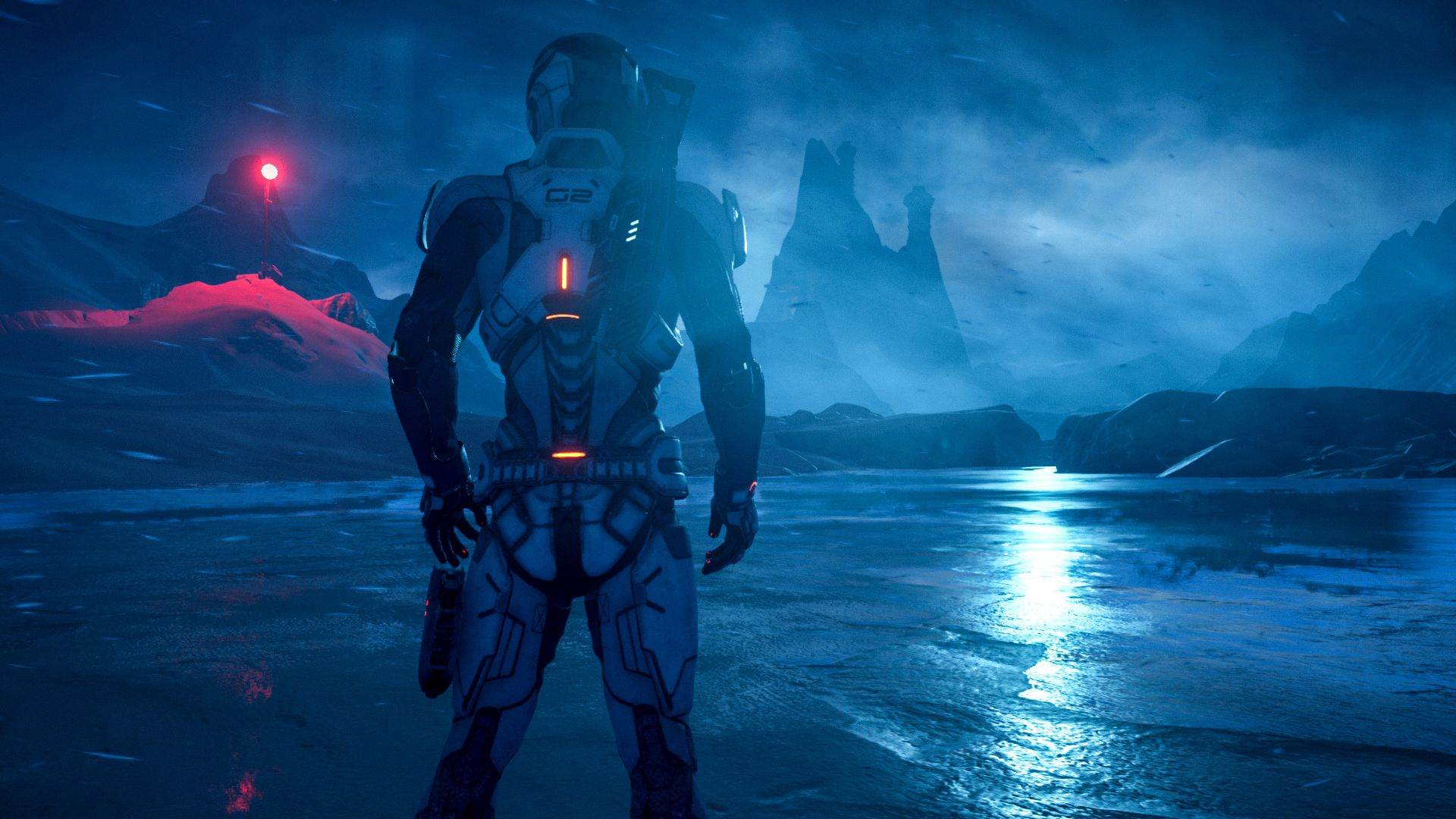 Mass Effect Andromeda Wallpapers Hd 09