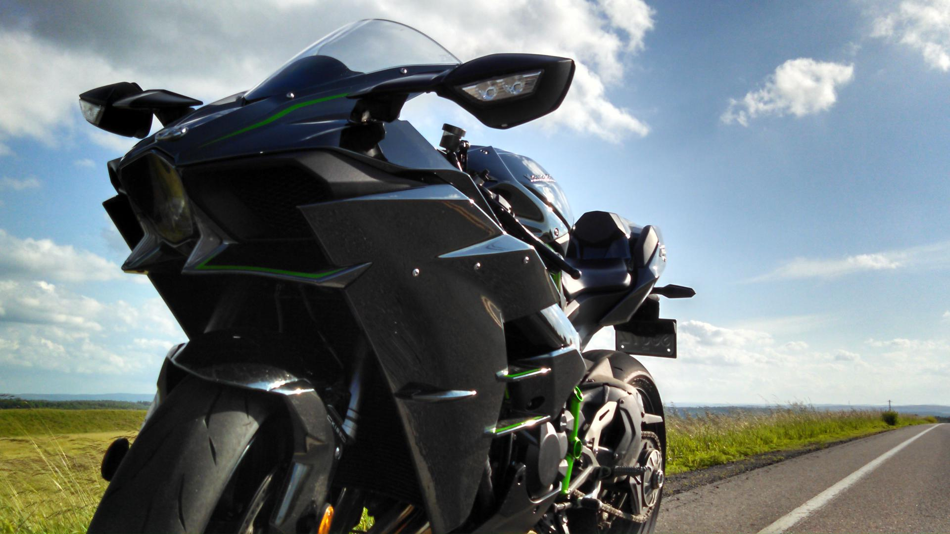Kawasaki Ninja H2r Wallpapers Hd