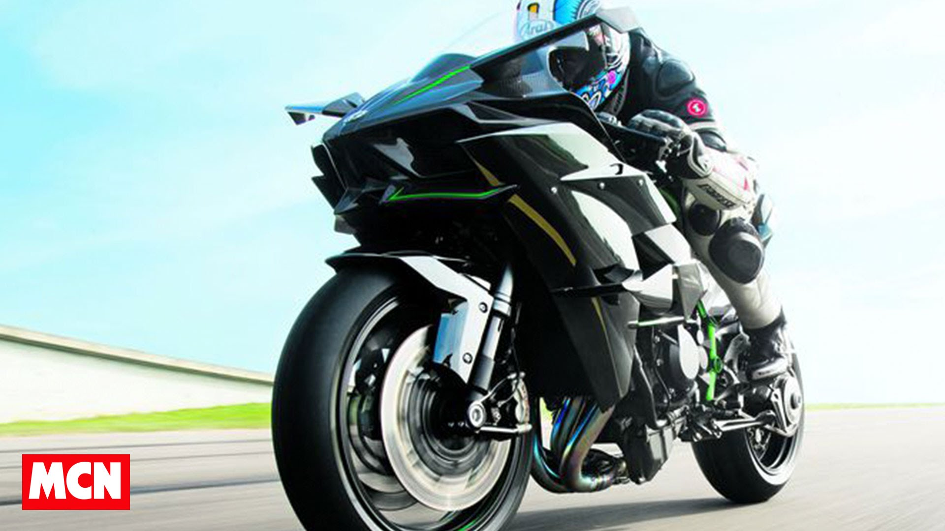 Kawasaki Ninja H2r Photo HD For Laptop