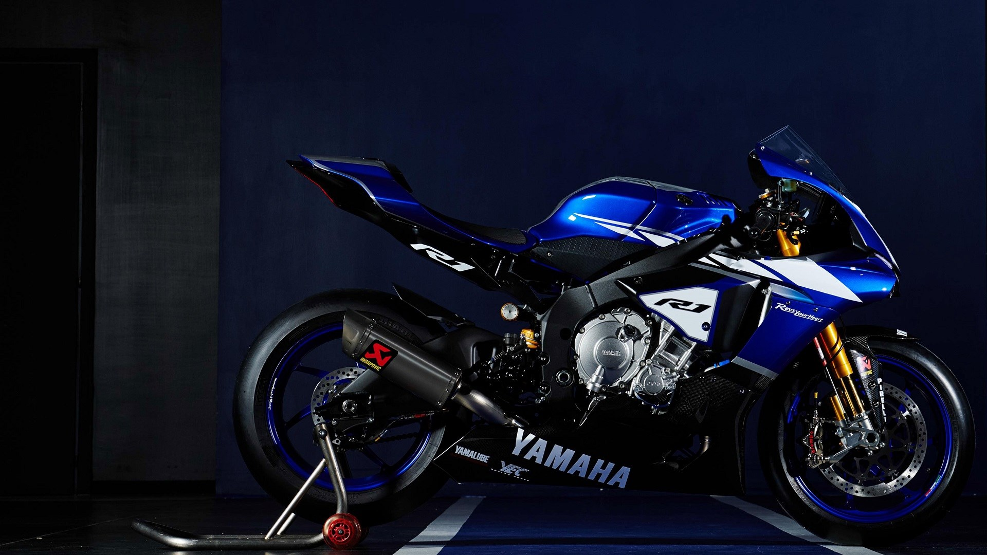 yamaha yzf r1 motorcycle wallpaper