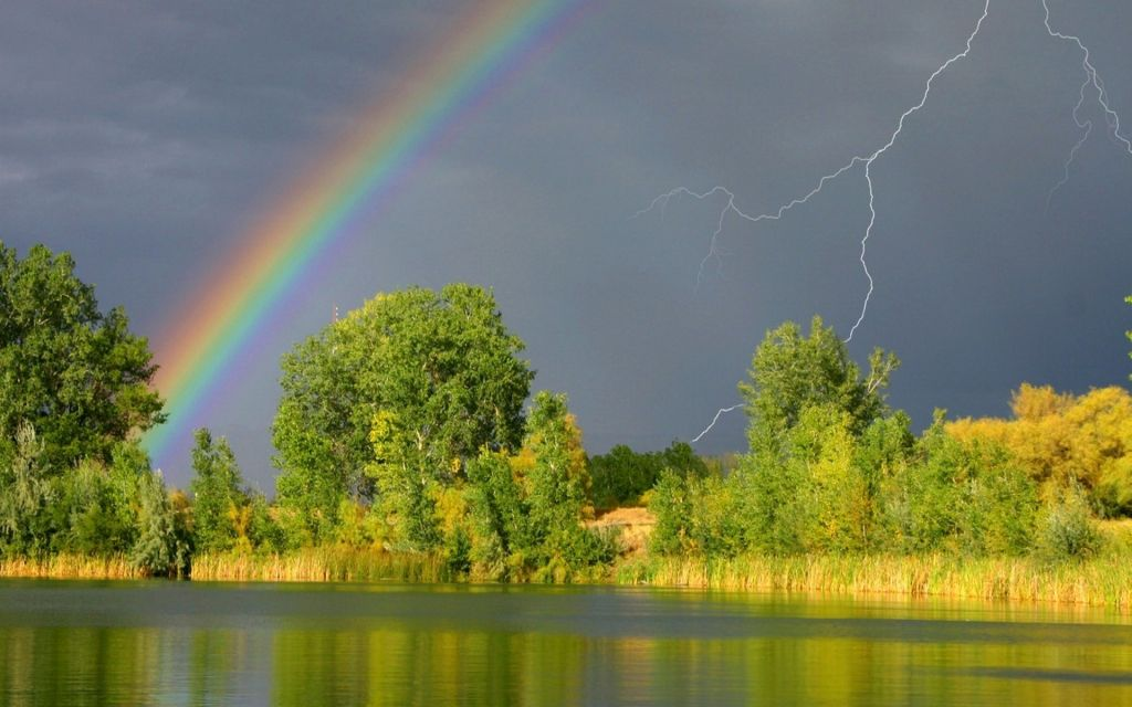 Free download Rainbow Backgrounds HD - photo#49