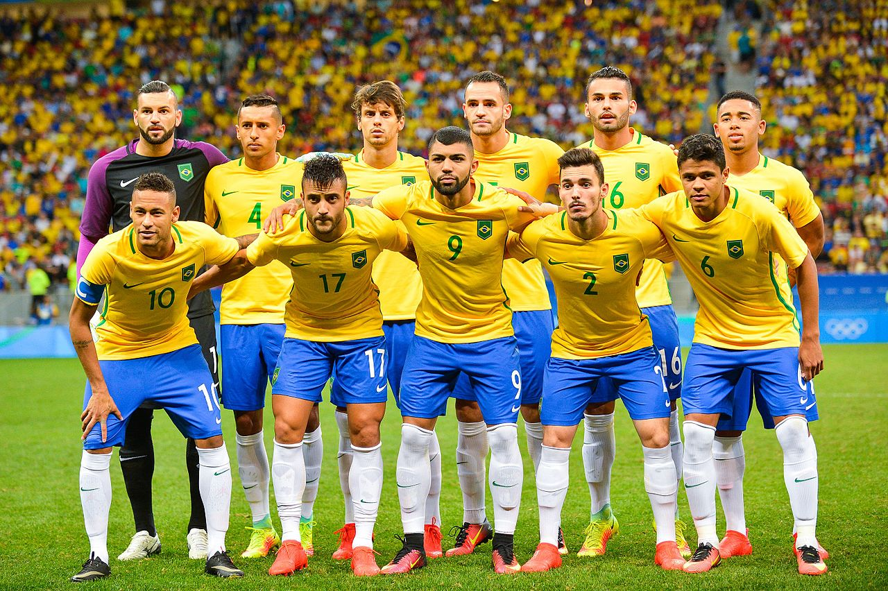 Brazil football team 2014 world cup squad