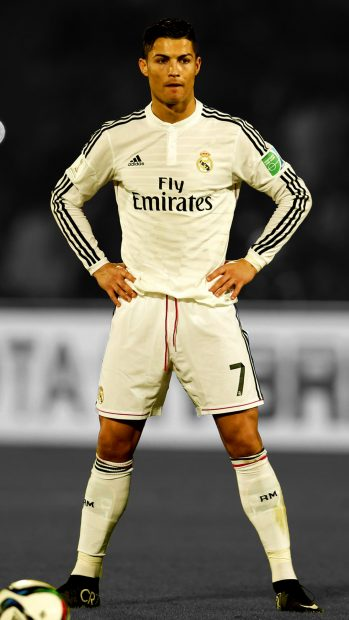 Cristiano Ronaldo Iphone Hd Background 349x620