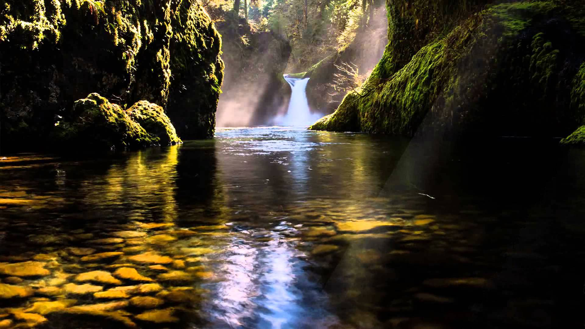 Free Desktop Waterfall Hd Wallpapers