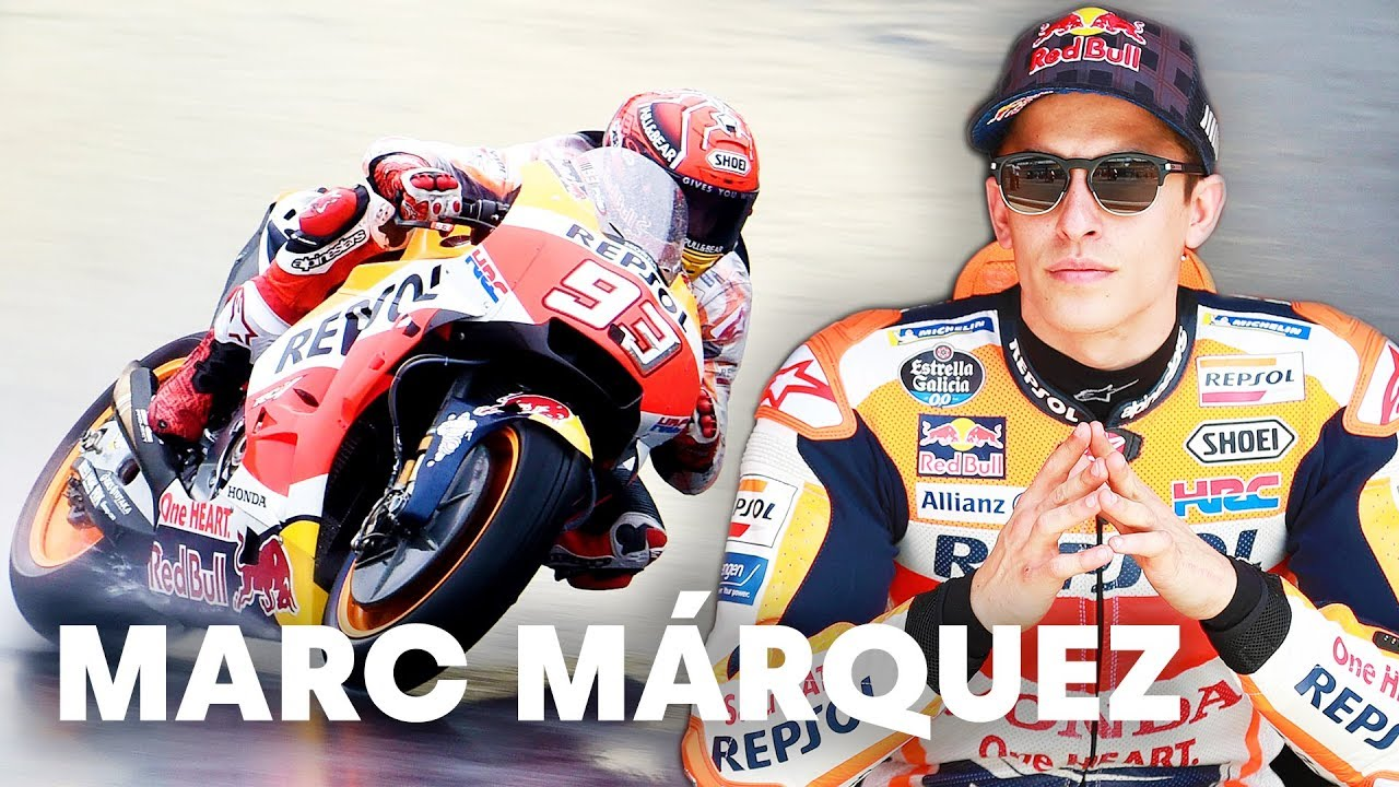 Marc Marquez 93 Background HD