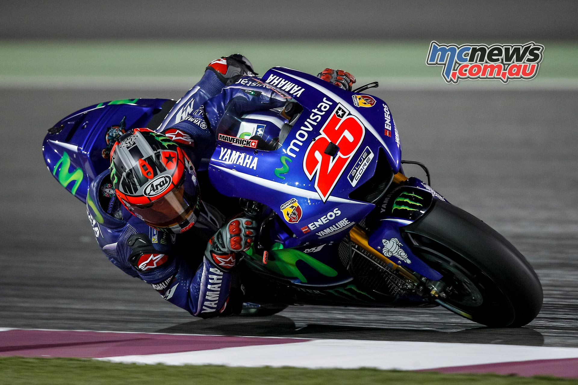 Maverick Vinales MotoGP Wallpaper HD