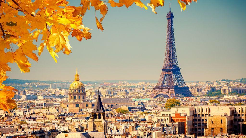 Paris Travel Wallpaper 1920x1080 Hd