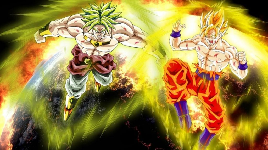 Broly Wallpaper Hd Dragon Ball Z