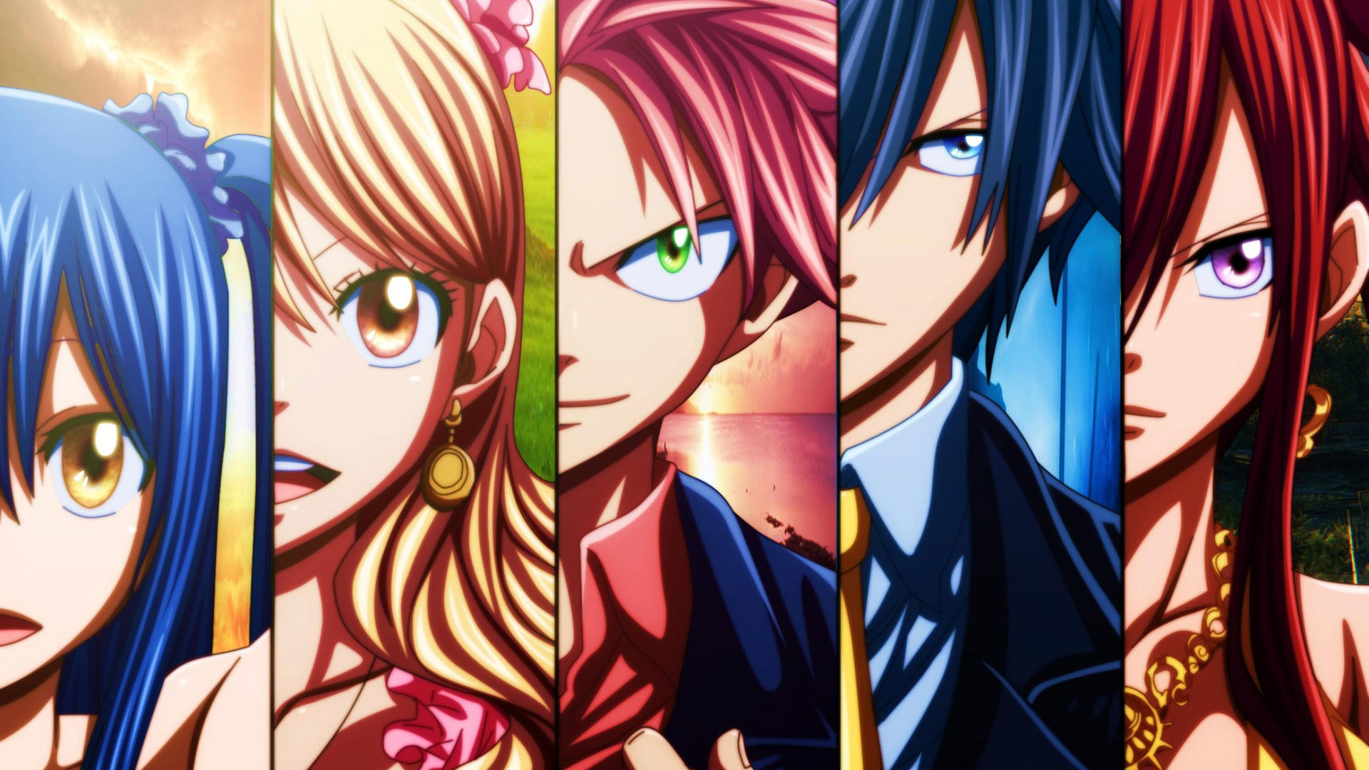 Anime Fairy Tail Wallpaper Hd