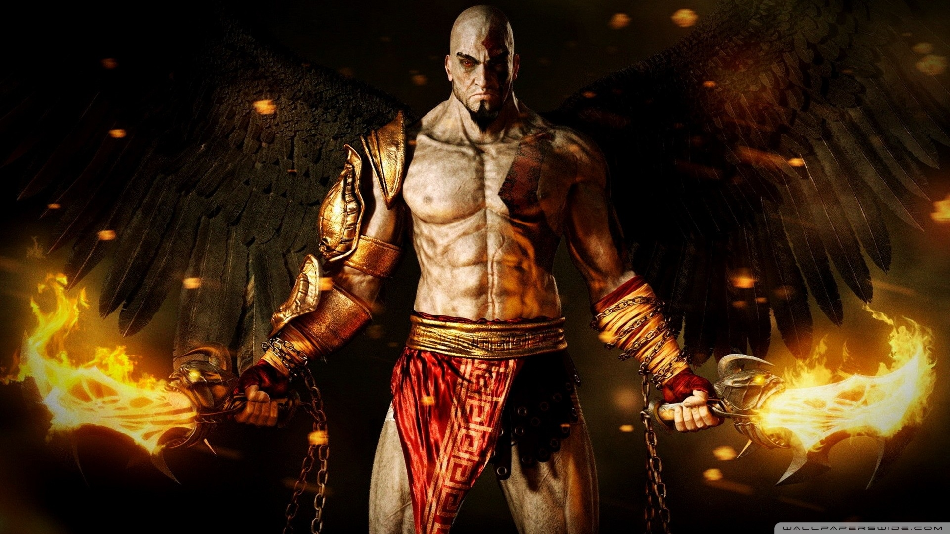 Full Hd 1080p God Of War 4 Wallpaper