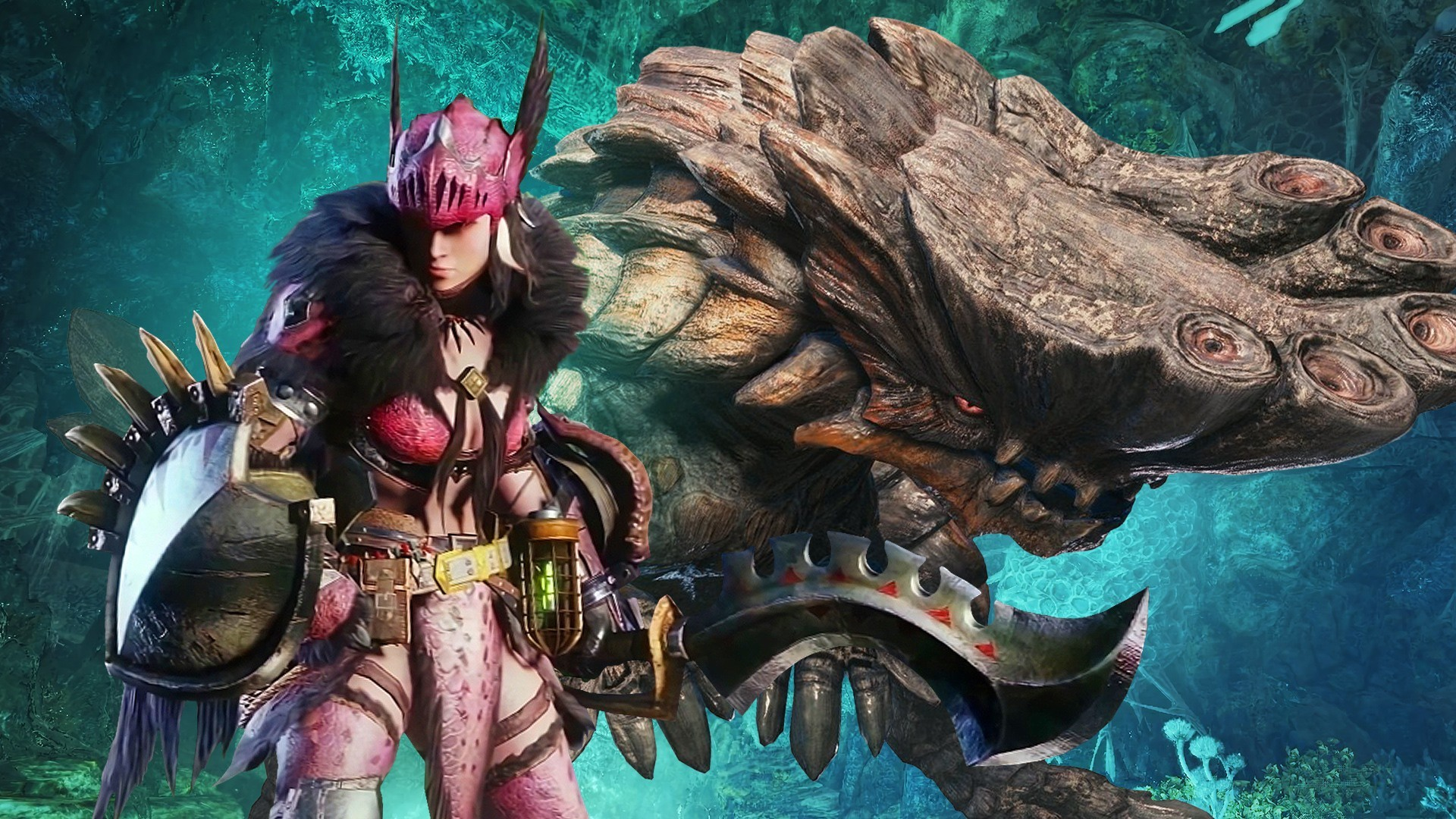 Monster Hunter World Wallpaper Hd 09
