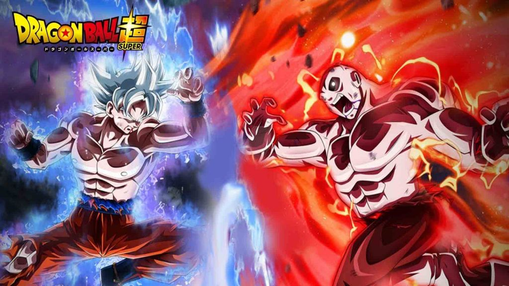 Dragon Ball Super Goku Mastered Ultra Instinct Hd Wallpaper