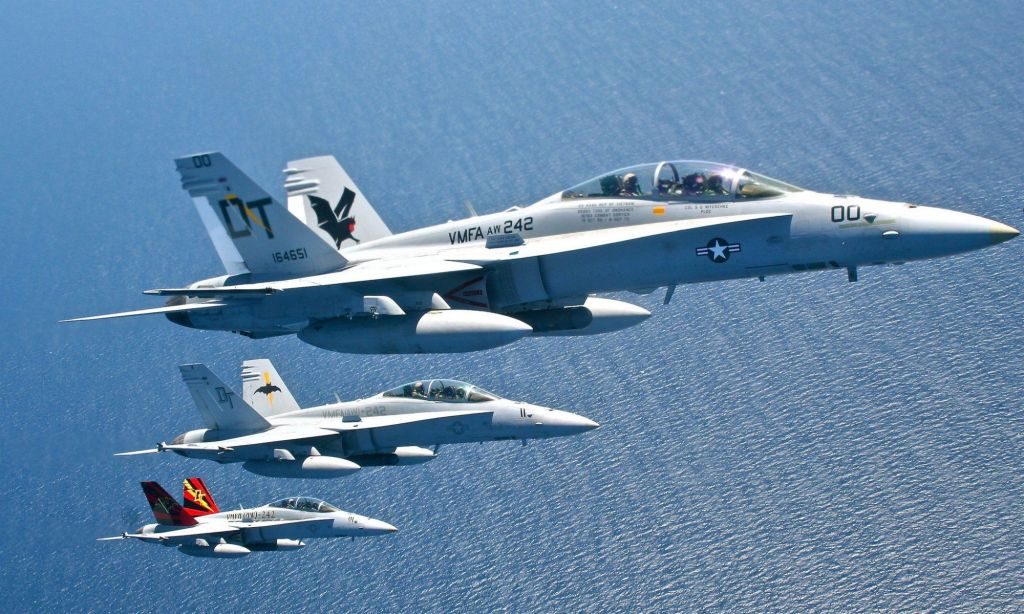 F18 Hornet Growler Pictures  Free Desktop Wallpaper