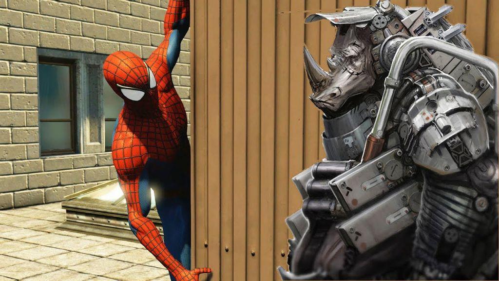 Marvel Spider Man Ps4 Wallpaper