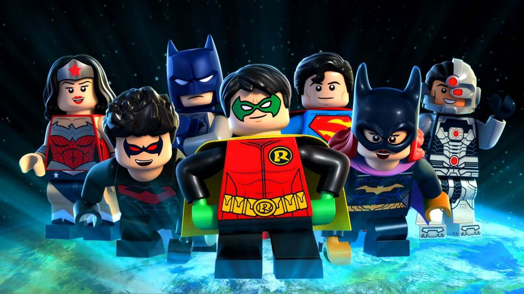 Top 10 LEGO Justice League Super Heroes Wallpaper HD For Laptop