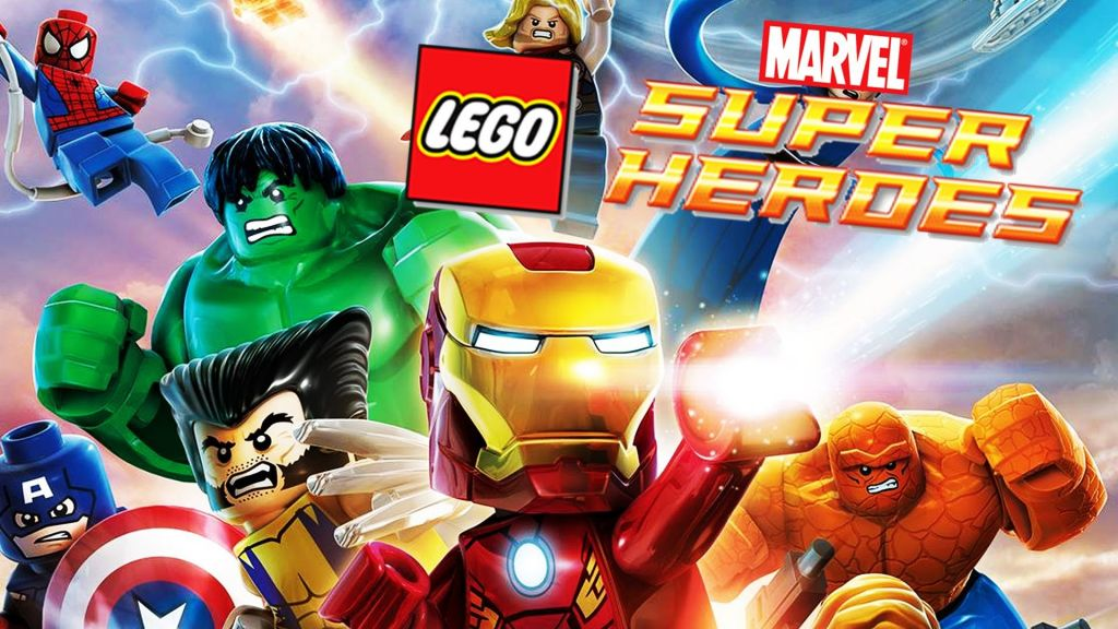 Top 10 Lego Marvel Super Heroes Hd Wallpapers Free Download