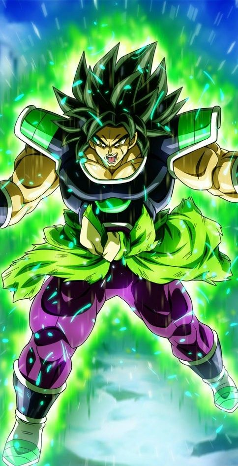 Dragon Ball Super Broly Movies Iphone X Wallpaper Hd 19