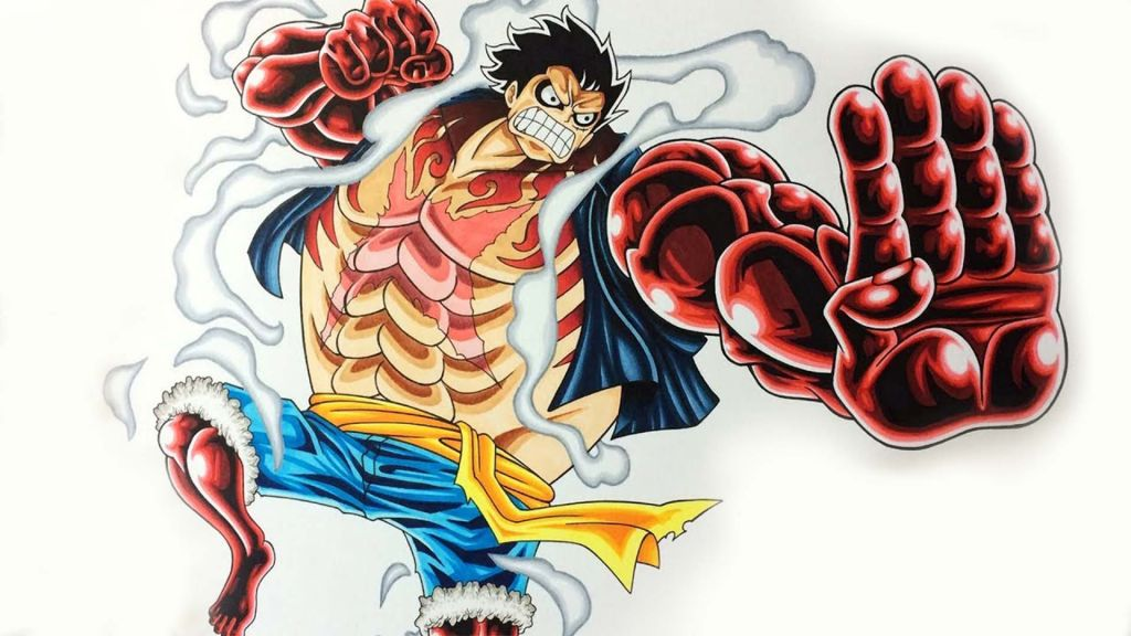 Luffy Gear Fourth Wallpaper Hd One Piece Wallpaper Hd Download Free