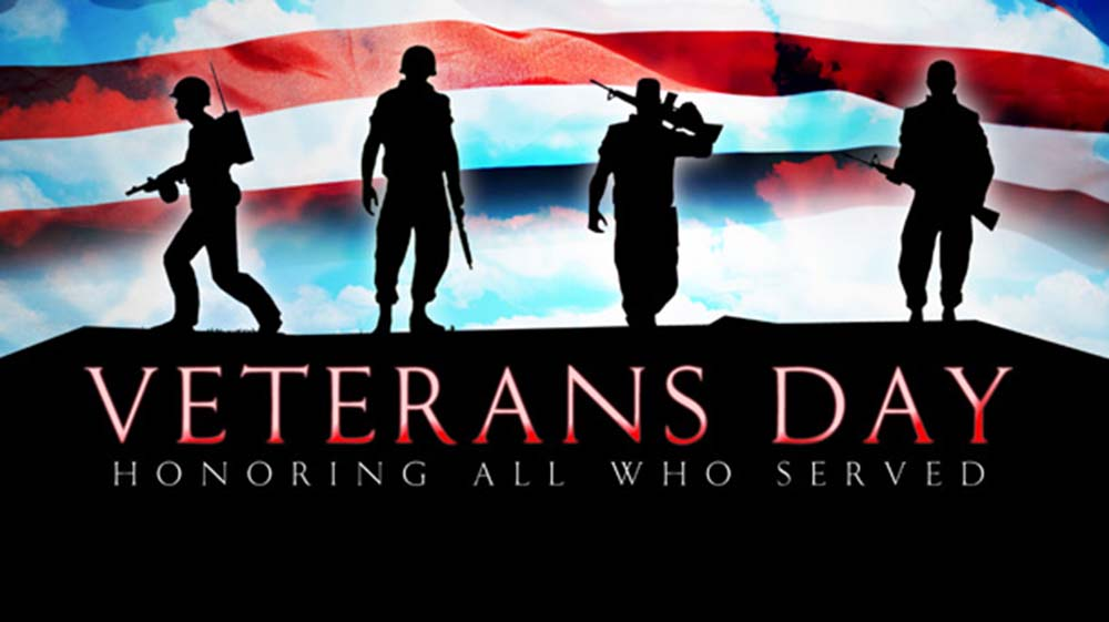 Happy Veterans Day Backgrounds HD