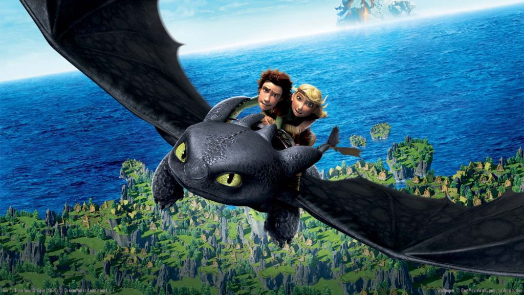 Top 10 How To Train Your Dragon Wallpaper HD,The Hidden World