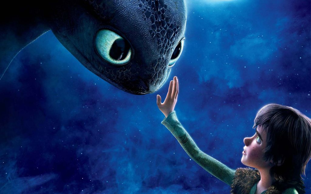 Top 10 How To Train Your Dragon Wallpaper Hd The Hidden World