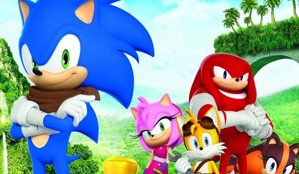 Top 10 Sonic The Hedgehog Movie 2019 Hd Wallpaper