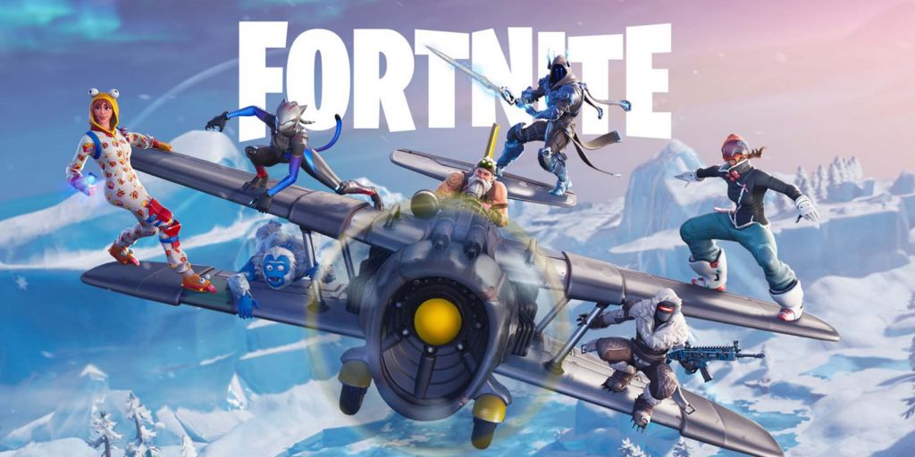 Fortnite: Battle Royale wallpapers to download for free.