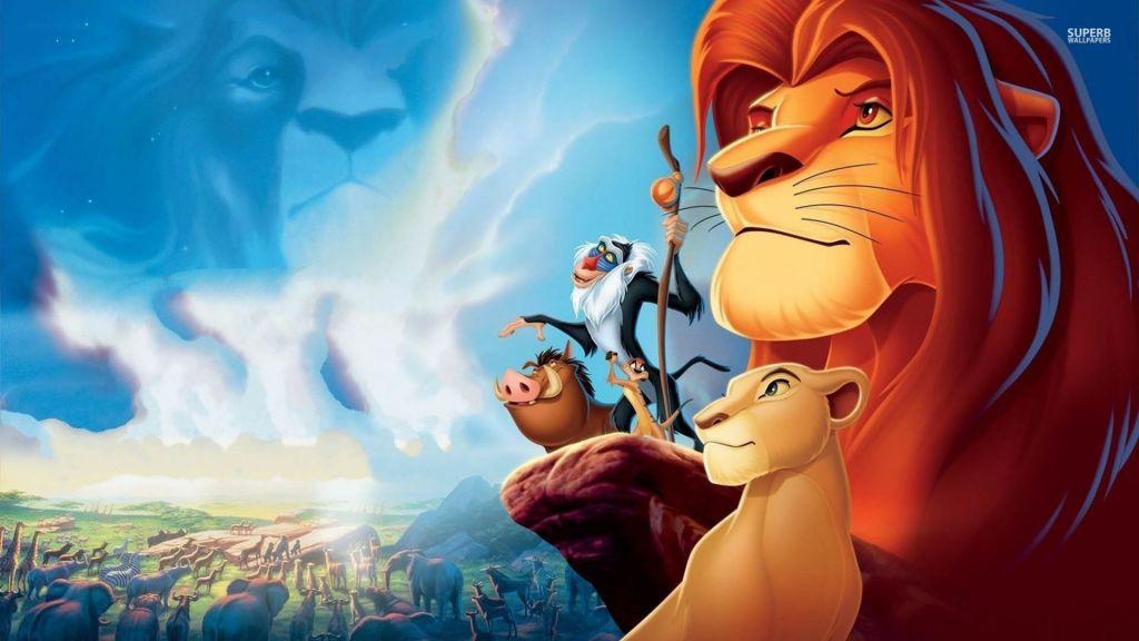 Lion King Desktop Wallpaper Backgrounds Hd 10
